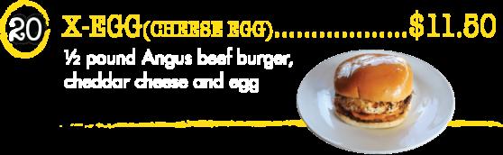 20 X-Egg - Taste of Brazil