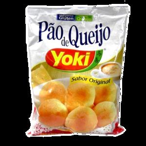 Taste of Brazil - pao de queijo
