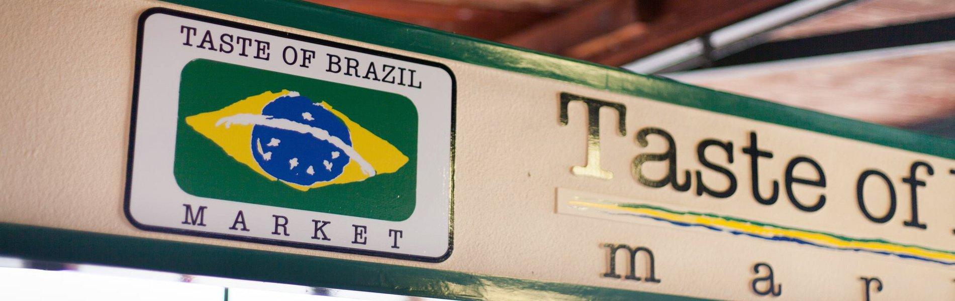 Taste of Brazil Market