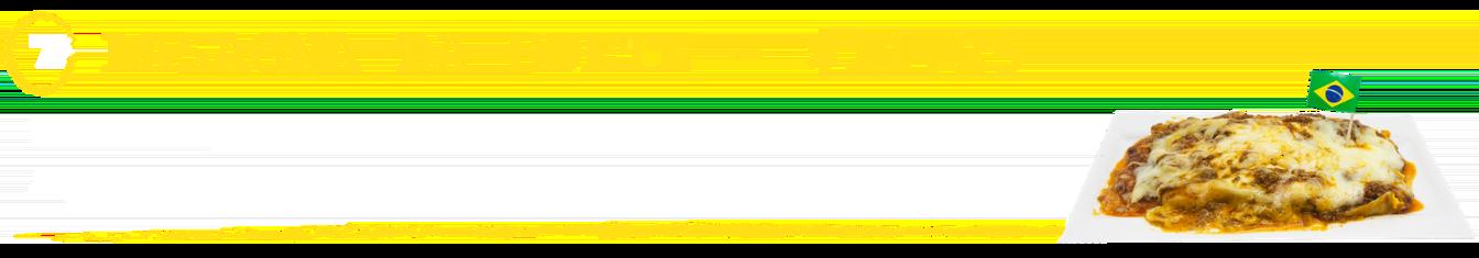 Lasagna Da Odete - Taste of Brazil